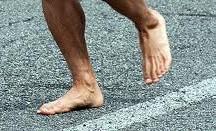 Correr descalzo 2