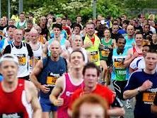 Las típicas frases en un maratón