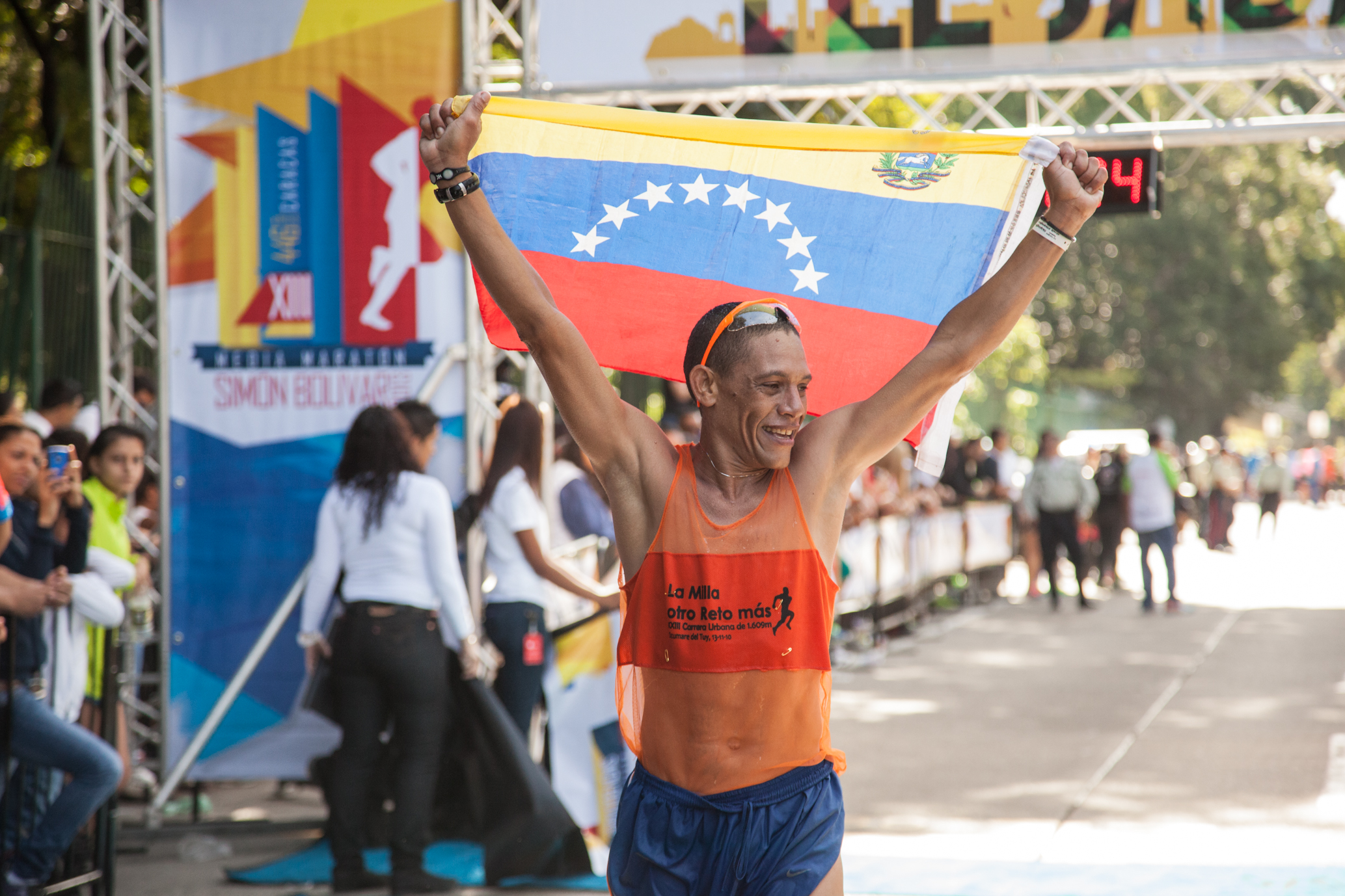 Media Maratón de Caracas 2013  #2