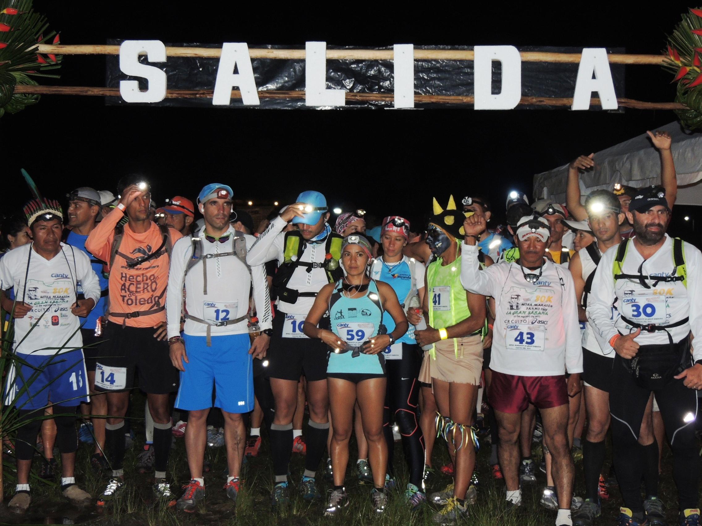 Ultra Race Gran Sabana 2013