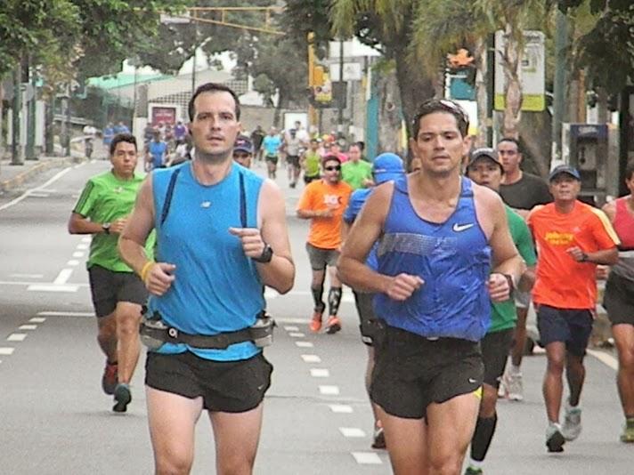 1er Chequeo Maratón CAF