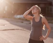 ¿Cómo evitar los dolores de cabeza mientras corro?