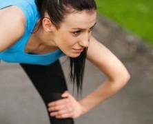 Problemas digestivos en el corredor