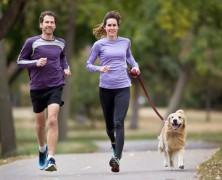 Sal de la rutina y corre con tu perro