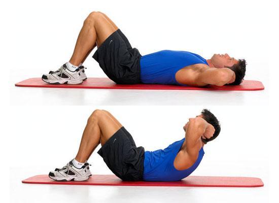 Rutina fácil para un abdomen plano