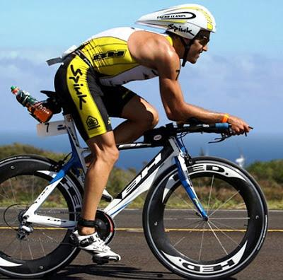 ¿Qué músculos ejercitas al montar bicicleta?