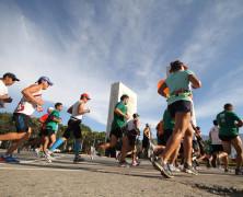 Vías cerradas en Caracas el día del Maratón CAF