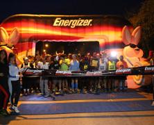 Inician las inscripciones para la 8va edición de la carrera EnergizerNightRace