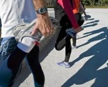 ¿Se debe estirar antes o después de correr?