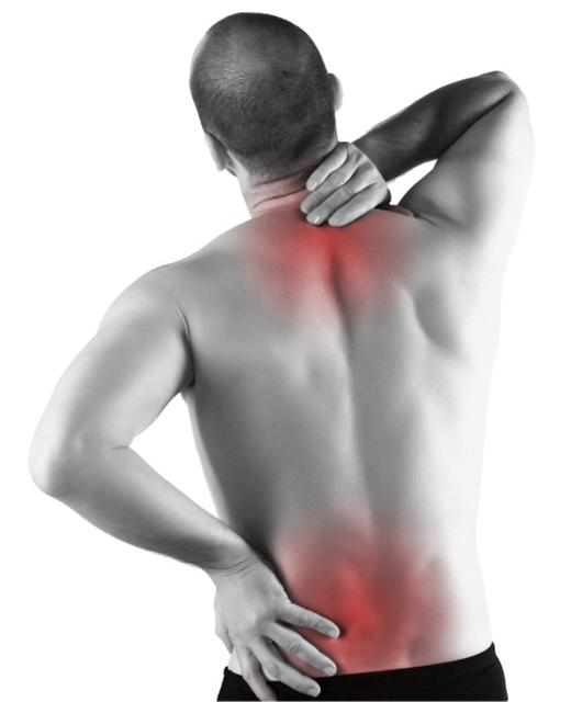 Resultado de imagen para lesiones de espalda