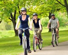 Anímate a andar en bicicleta