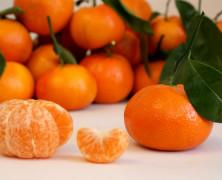 ¿Por qué todo corredor debe comer mandarina?