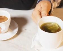 ¿Cómo escoger entre el té y el café?