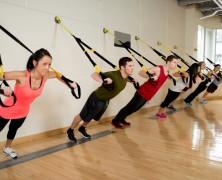 Completa tu entrenamiento con el TRX