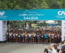 El 24-O comienzan las inscripciones para el maratón CAF