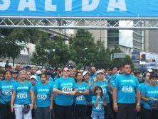 Carrera-caminata UNICEF 2015