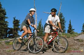 Paseo en bici