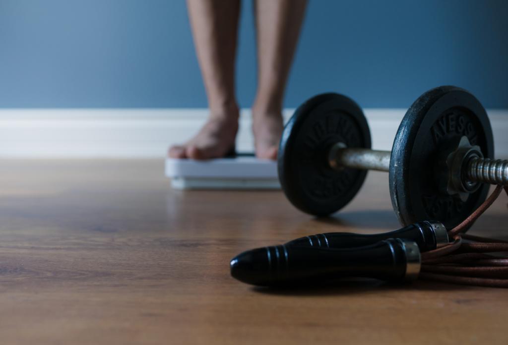 eliminar grasa y perder músculo