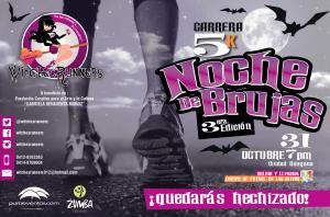 Carrera Noche de Brujas 2014