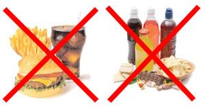 Alimentosprohibidos