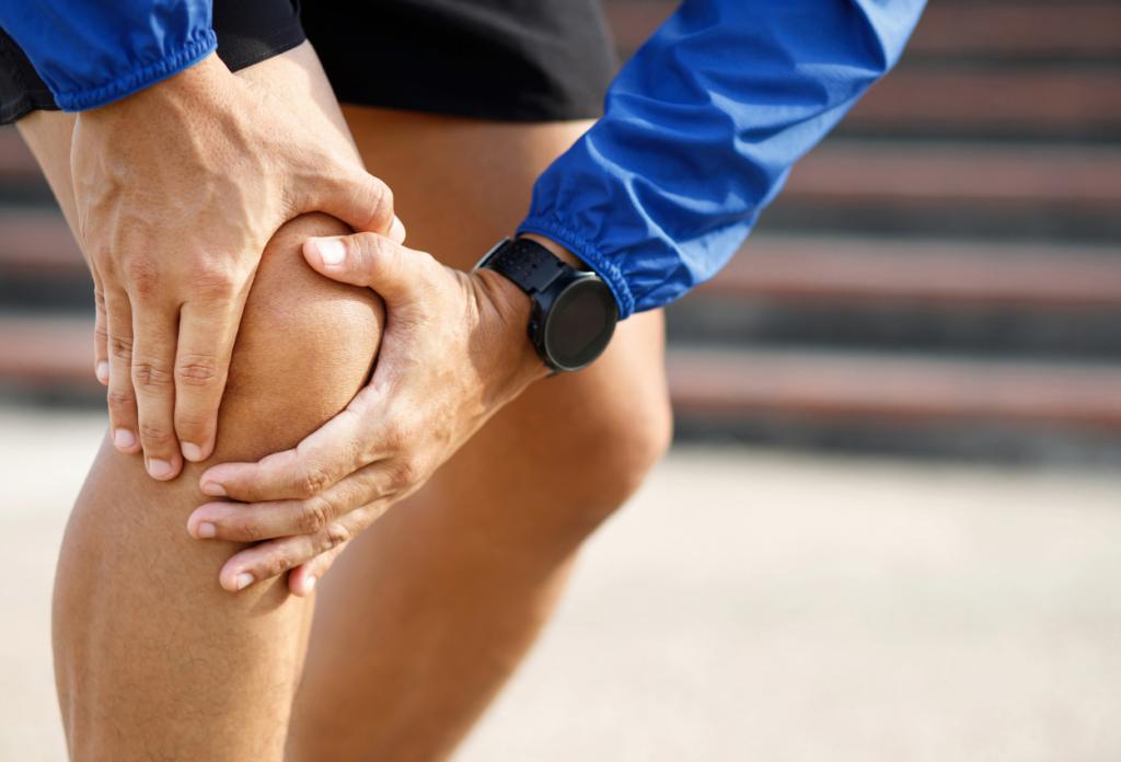 Estabilizar las rodillas y evitar lesiones