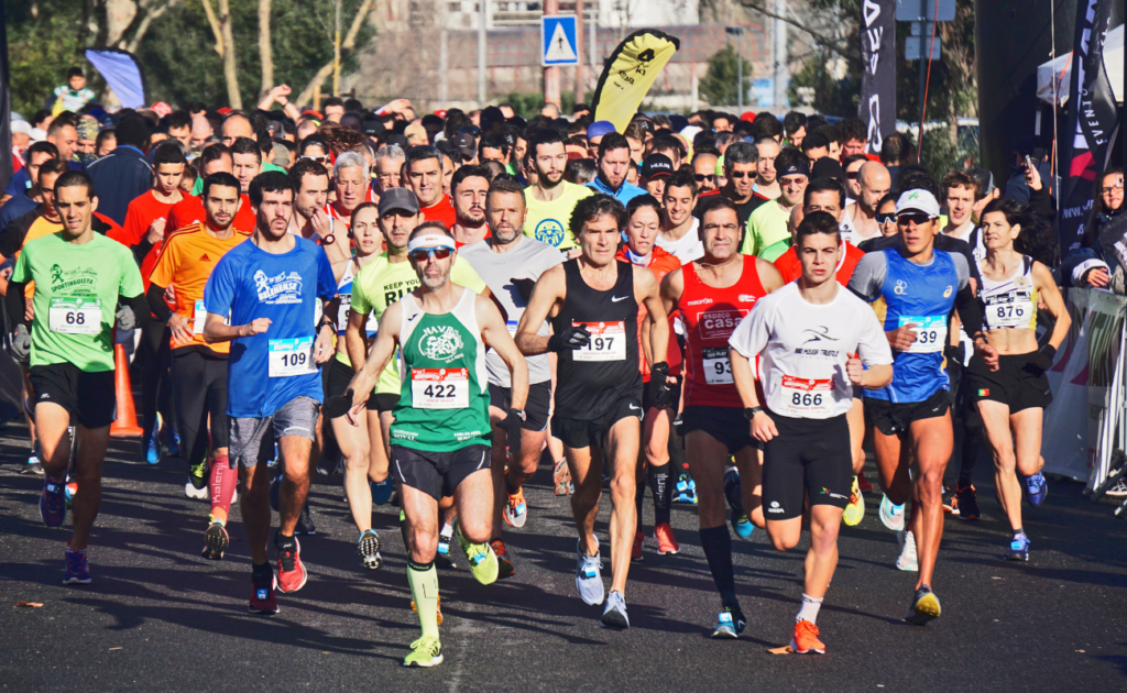 maratones cuantos